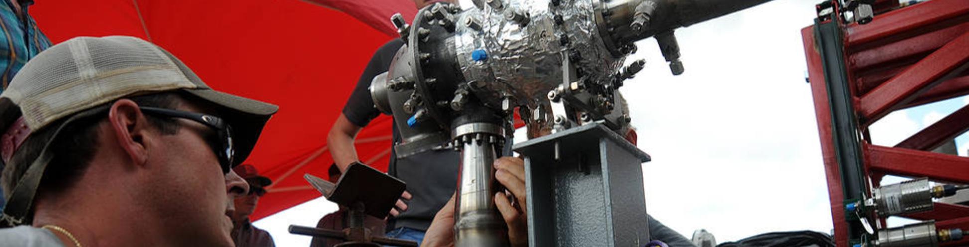 NASA 3D Yazıcı Kullanarak Bugüne Kadarki En Karmaşık Roket Motoru Parçasını Üretti