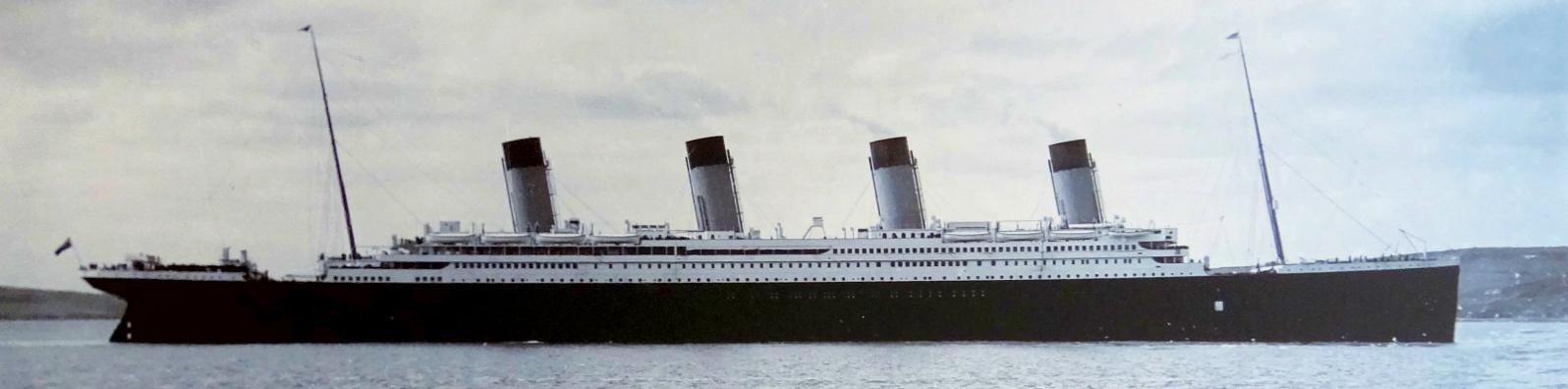 Cyclops 2, Derinlerde Titanic'i Tarayacak