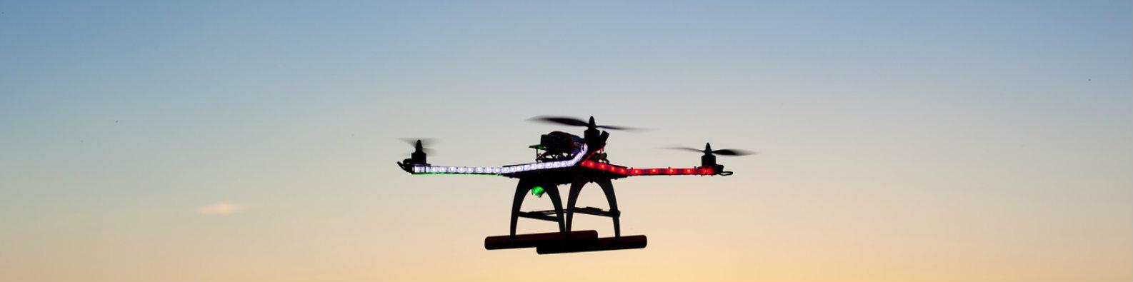 DAVOS Zirvesi Drone-Savarlar ile Korundu