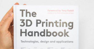 3 Boyutlu Yazıcı Teknolojisi Hakkında Her şey: 3D Printing Handbook