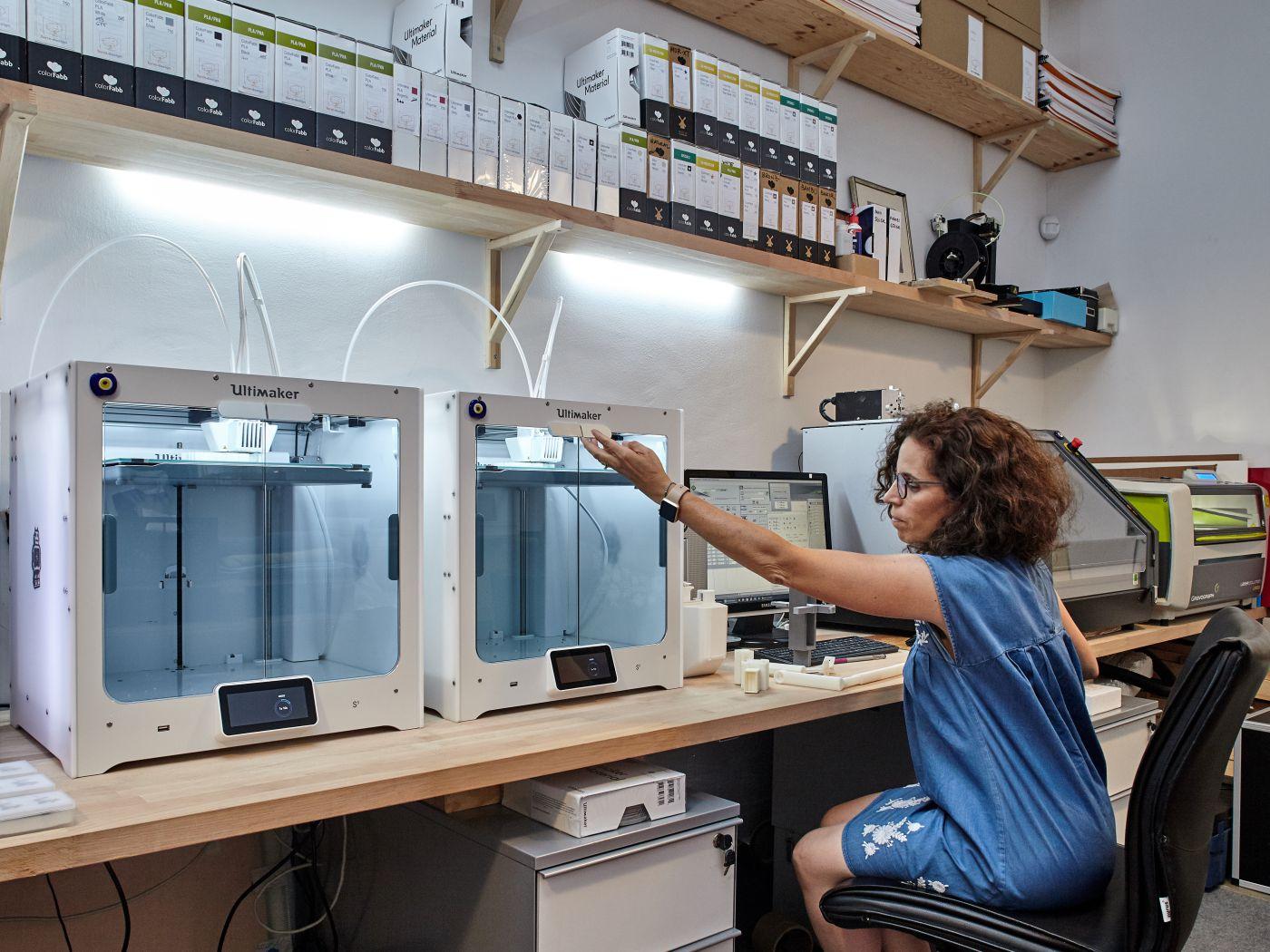 Ürün Tasarımı Sürecinde 3D Yazıcıları Kullanmak: Farm-Desıgn