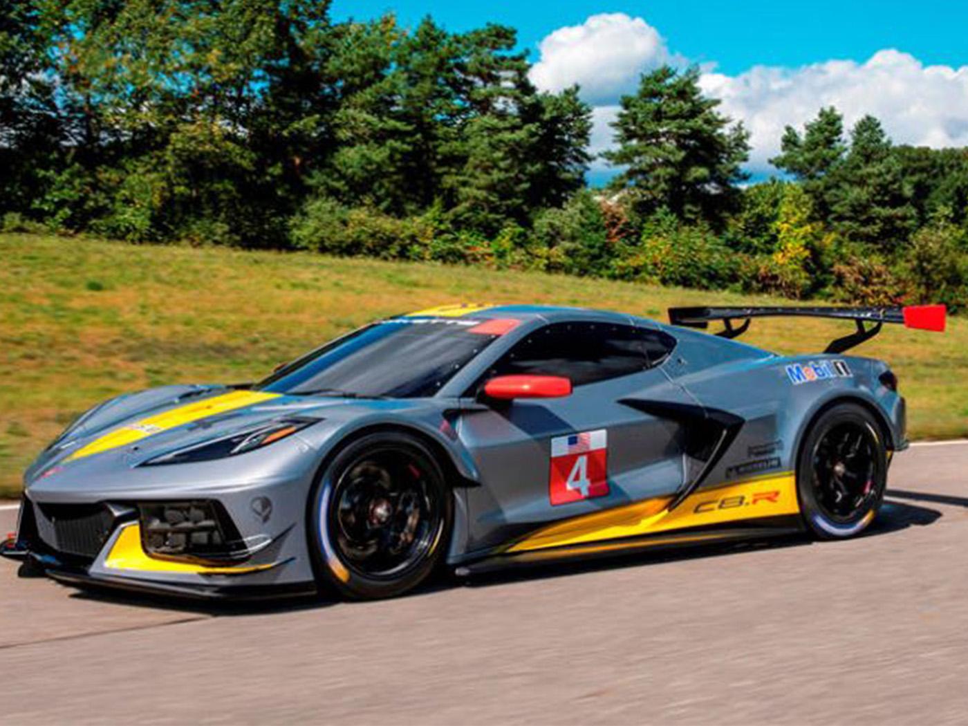 Otomotiv Devi Chevrolet, Yarış Araçlarında 3D Baskı Parça Kullanıyor