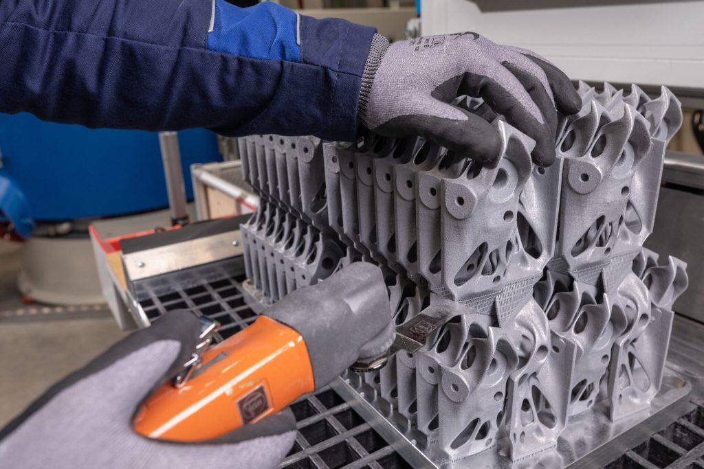 BMW 3D baskı teknolojisine yatırım yapıyor