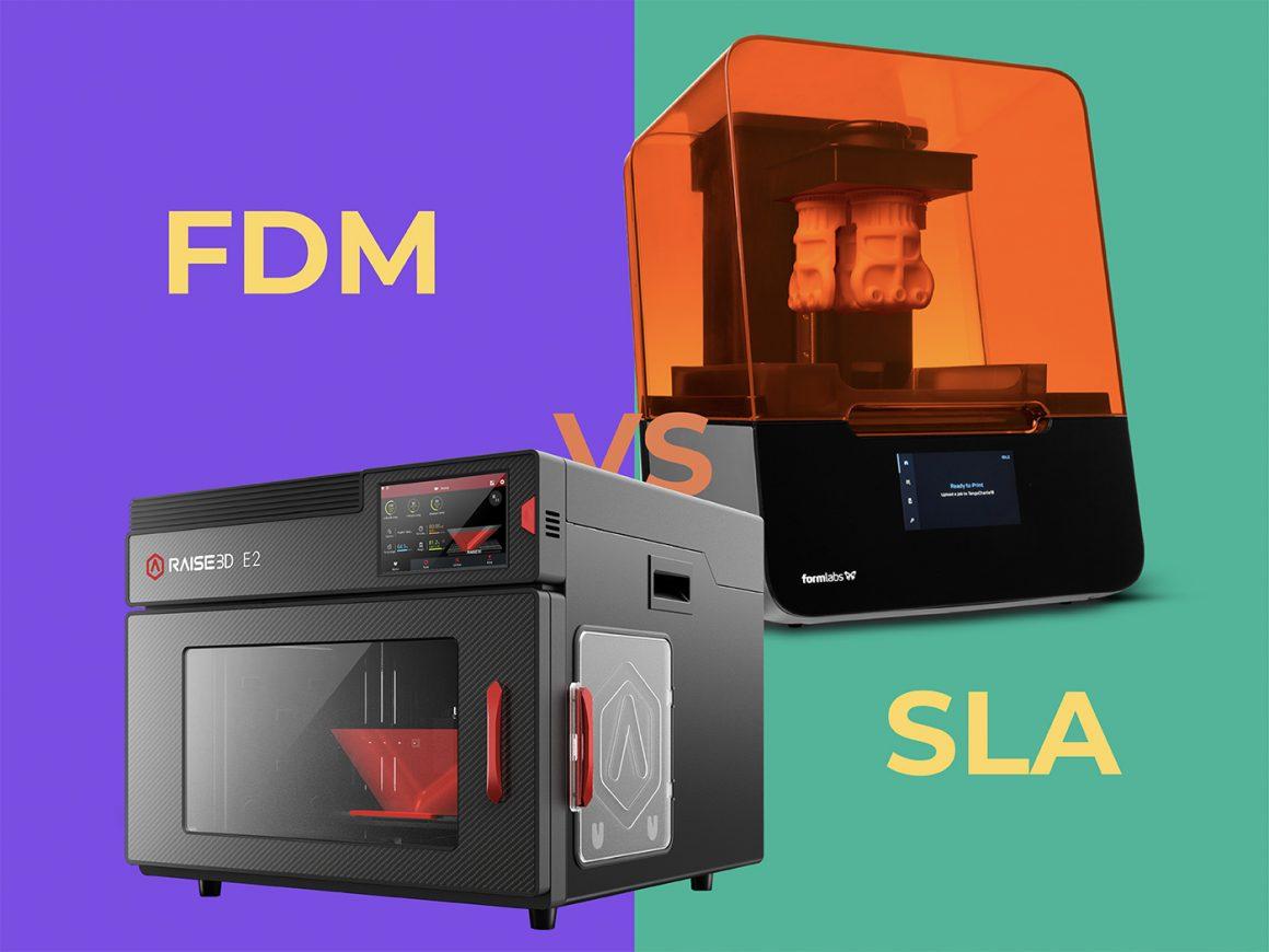 Doğru 3D Yazıcıyı Nasıl Seçeriz: SLA ve FDM