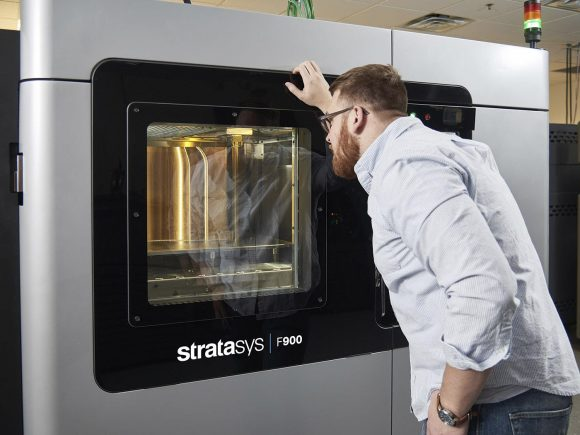 Stratasys'in 3D Baskı Haznesi Patentinin Süresi Doldu