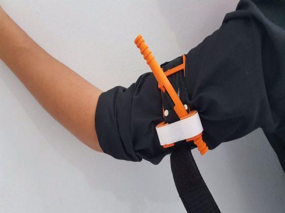 Savaş Yaralarını Saran 3D Baskı Tıbbi Malzemeler: Tashkeel3D