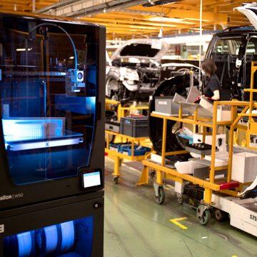 Nissan Montaj Hatlarında 3D Baskı ile Fark Yaratıyor
