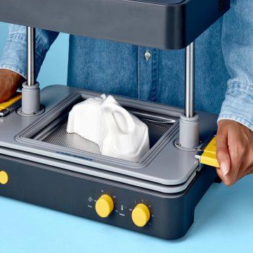 Mayku FormBox ile 3D Baskı Mutfakta
