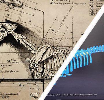 3D Tarama Sanatla Buluşuyor: Dijital Heykel